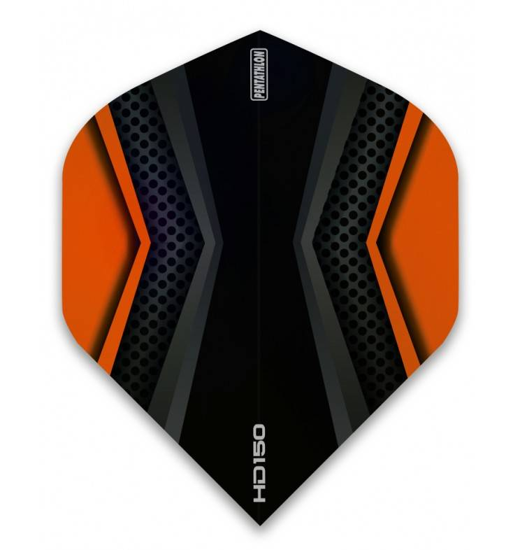 Pentathlon HD150 Black-Orange