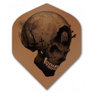 Alchemy - Headstone Skull