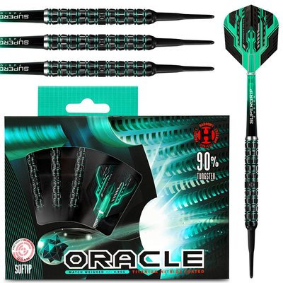 Harrows Oracle 90% Soft Tip