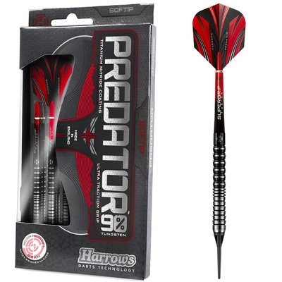 Harrows Predator 90% Soft Tip