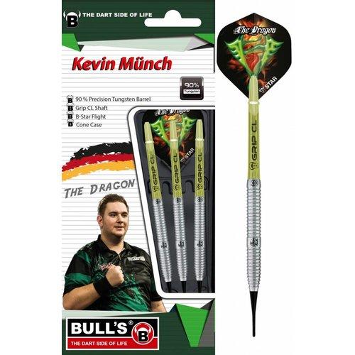 Bull's Germany Bull's Kevin Münch 90% Soft Tip