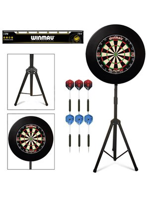 Dartshopper Complete Heavy Duty Dartstandaard Set