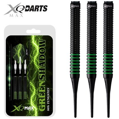 XQMax Green Shadow 80% Soft Tip