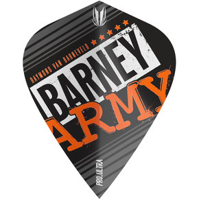Target Barney Army Black Kite