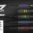 Target Vapor Z 80% Soft Tip Darts