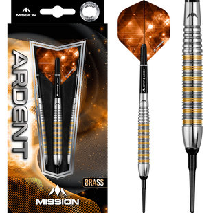Mission Ardent M2 Brass Soft Tip