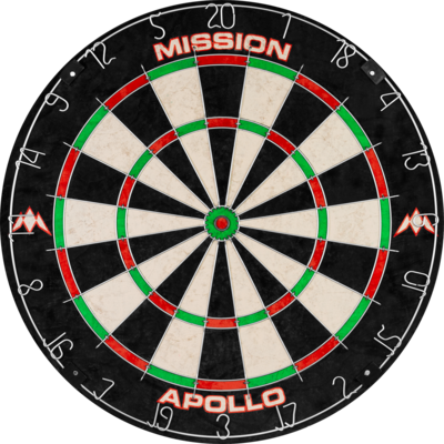 Mission Apollo Dartbord