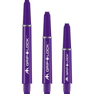 Mission Griplock Shaft Purple