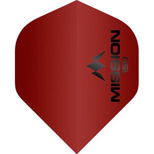 Mission Logo Std No2 - Red - 150 Micron