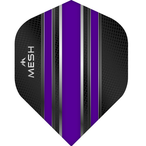 Mission Mission Mesh Std No2 Purple