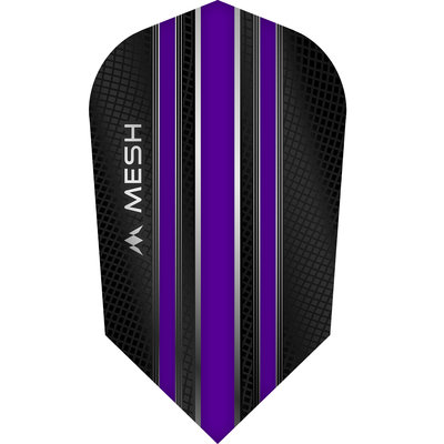 Mission Mesh Purple Slim