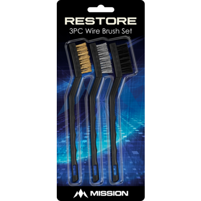 Mission Restore Wire Brush