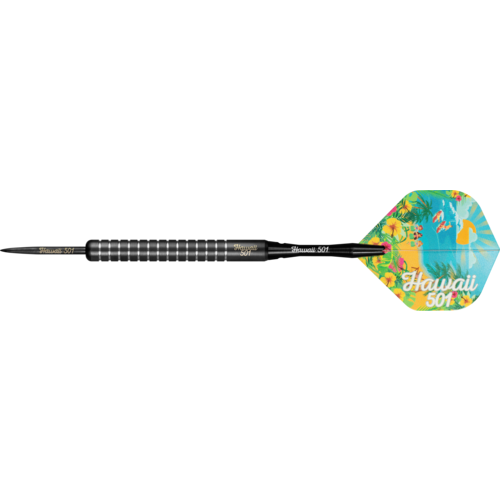 Dartshopper.nl Wayne Mardle Hawaii 501 90% Black