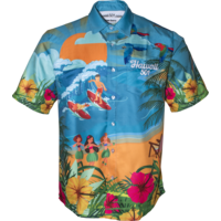 Dartshopper.nl Wayne Mardle Hawaii 501 Dartshirt