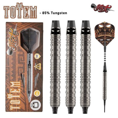 Shot! Totem 2 Centre-Weight 85% Soft Tip