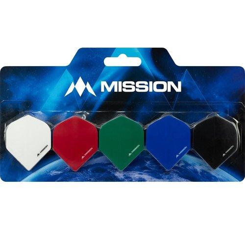 Mission Mission Logo STD NO2 Multipack