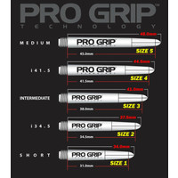 Target Target Pro Grip Shaft Black