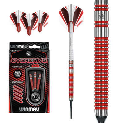Winmau Overdrive 90% Soft Tip