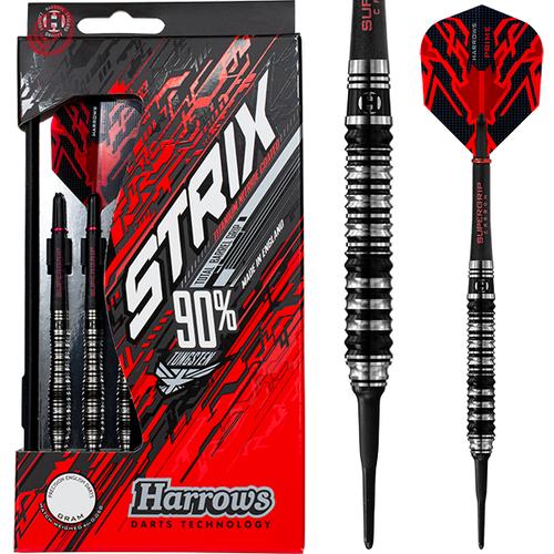 Harrows Harrows Strix Parallel 90% Soft Tip