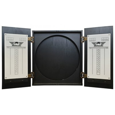 Bull's Cabinet - Deluxe Cabinet Wood - Black
