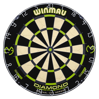 Winmau MvG Diamond Dartbord