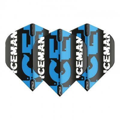 Gerwyn Price - Black & Blue Logo