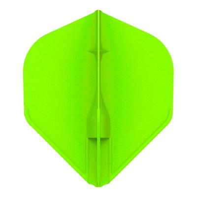L-Style Champagne Flight EZ Standard Solid Green