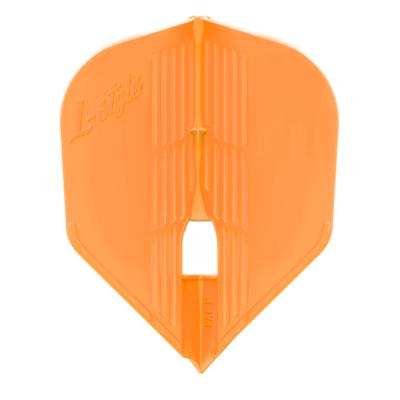 L-Style Champagne Flight Kami L3 Shape Orange