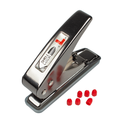 L-Style Shell Lock Ring Punch Machine