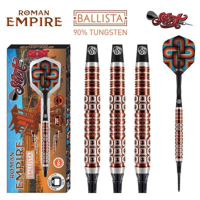 Shot Roman Empire Ballista 90% Soft Tip