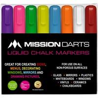 Mission Mission Liquid Chalk 8 Pack