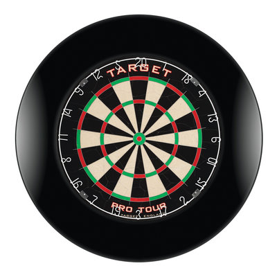 Target Pro Tour Dartbord Set Black