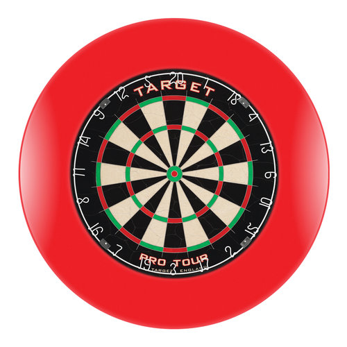Target Target Pro Tour Dartbord Set Red