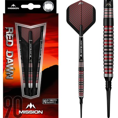 Mission Red Dawn M3 90% Soft Tip
