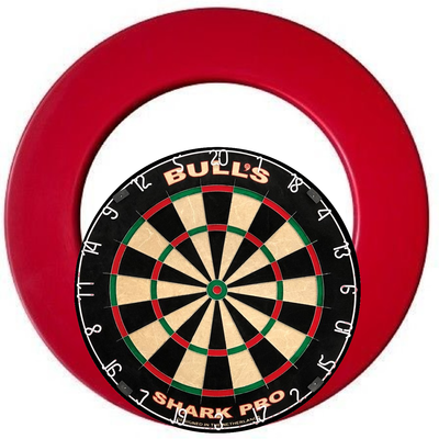 Shark Pro Surround Set Red