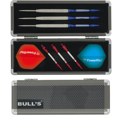 BULL'S Dartsafe Aluminium Case | M