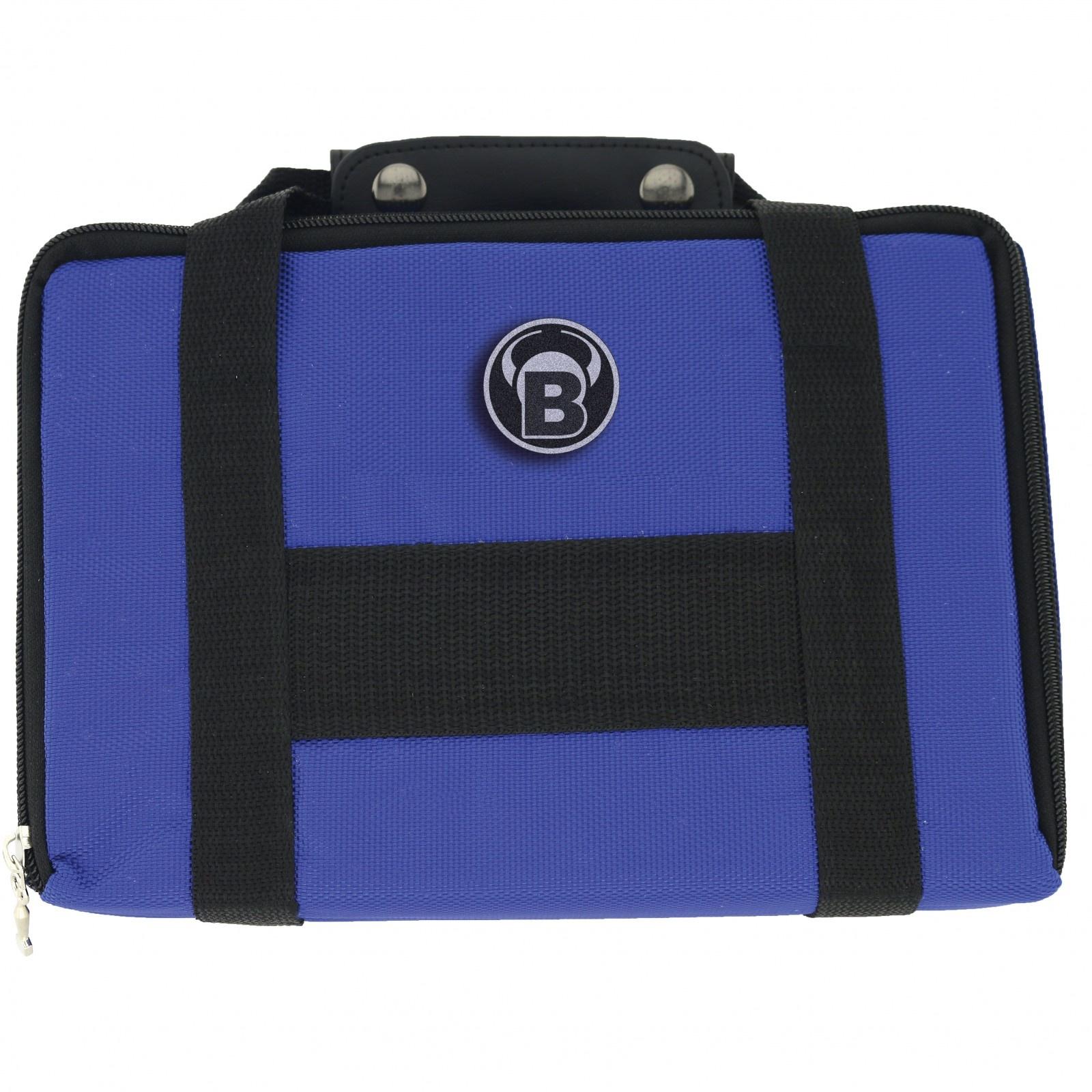 BULL'S MSP Dart Case Blue
