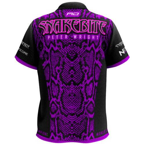 Red Dragon Snakebite World Champion 2020 Edition Shirt