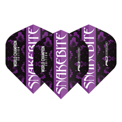 Snakebite World Champion 2020 Black Flights