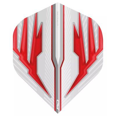 Red Dragon Hardcore Radical White & Red