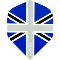 RAW RAW 100 Union Jack Flight Black & Blue