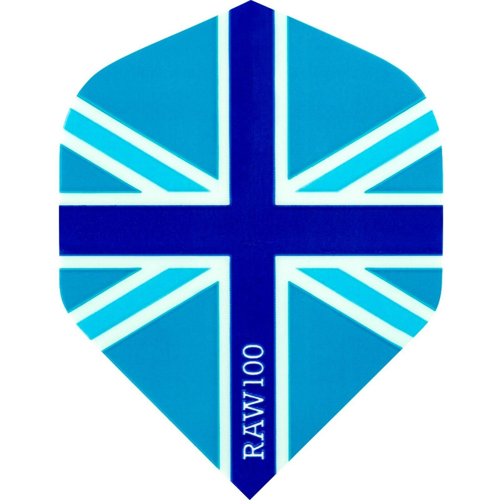 RAW 100 Union Jack Flight Blue
