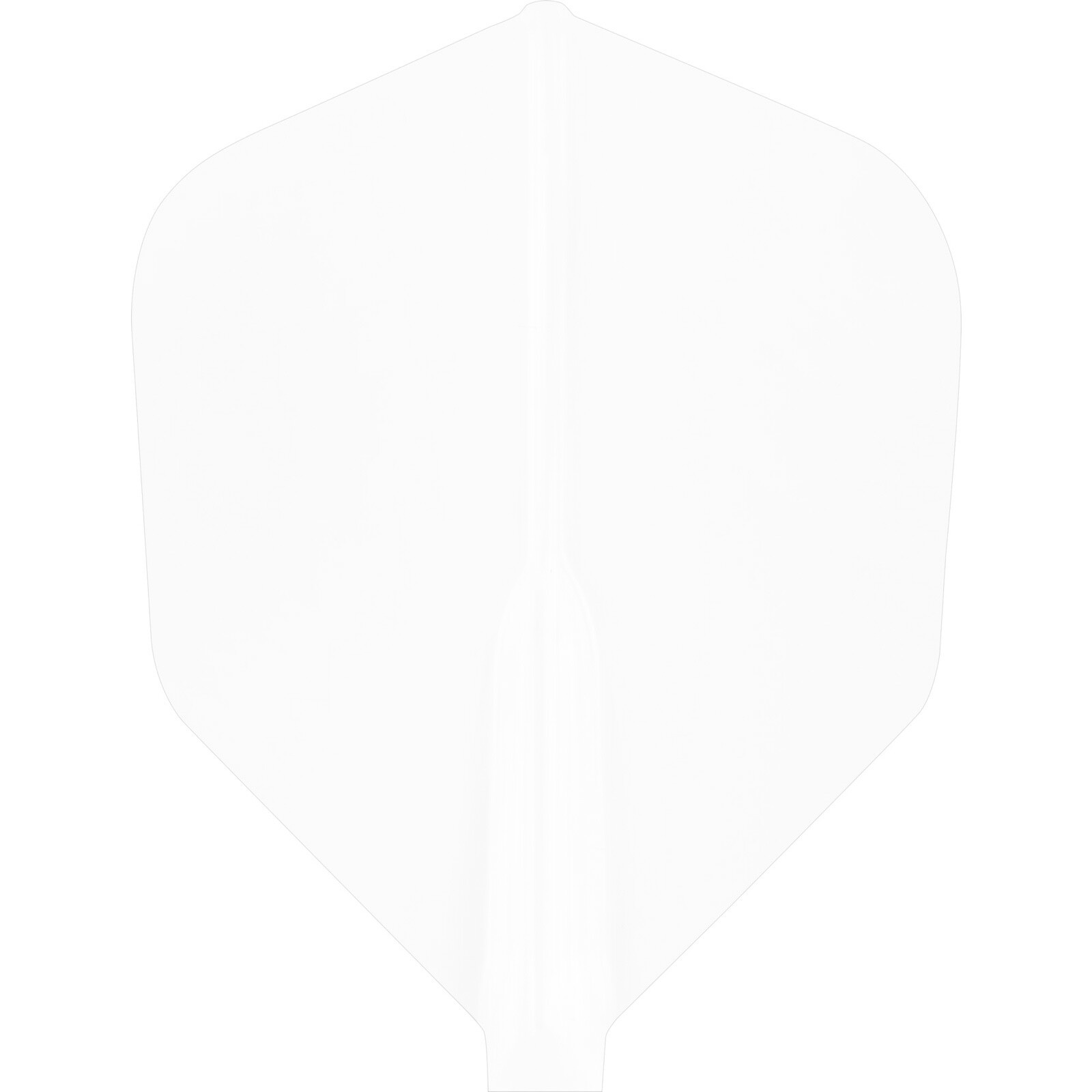 Cosmo Darts - Fit Flight AIR White Shape