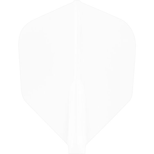 Cosmo Darts Cosmo Darts - Fit Flight AIR Clear Shape