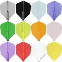 Cosmo Darts Cosmo Darts - Fit Flight AIR Dark Black Shape
