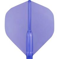 Cosmo Darts Cosmo Darts - Fit Flight AIR Dark Blue Standard