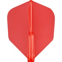 Cosmo Darts Cosmo Darts - Fit Flight AIR Red Shape