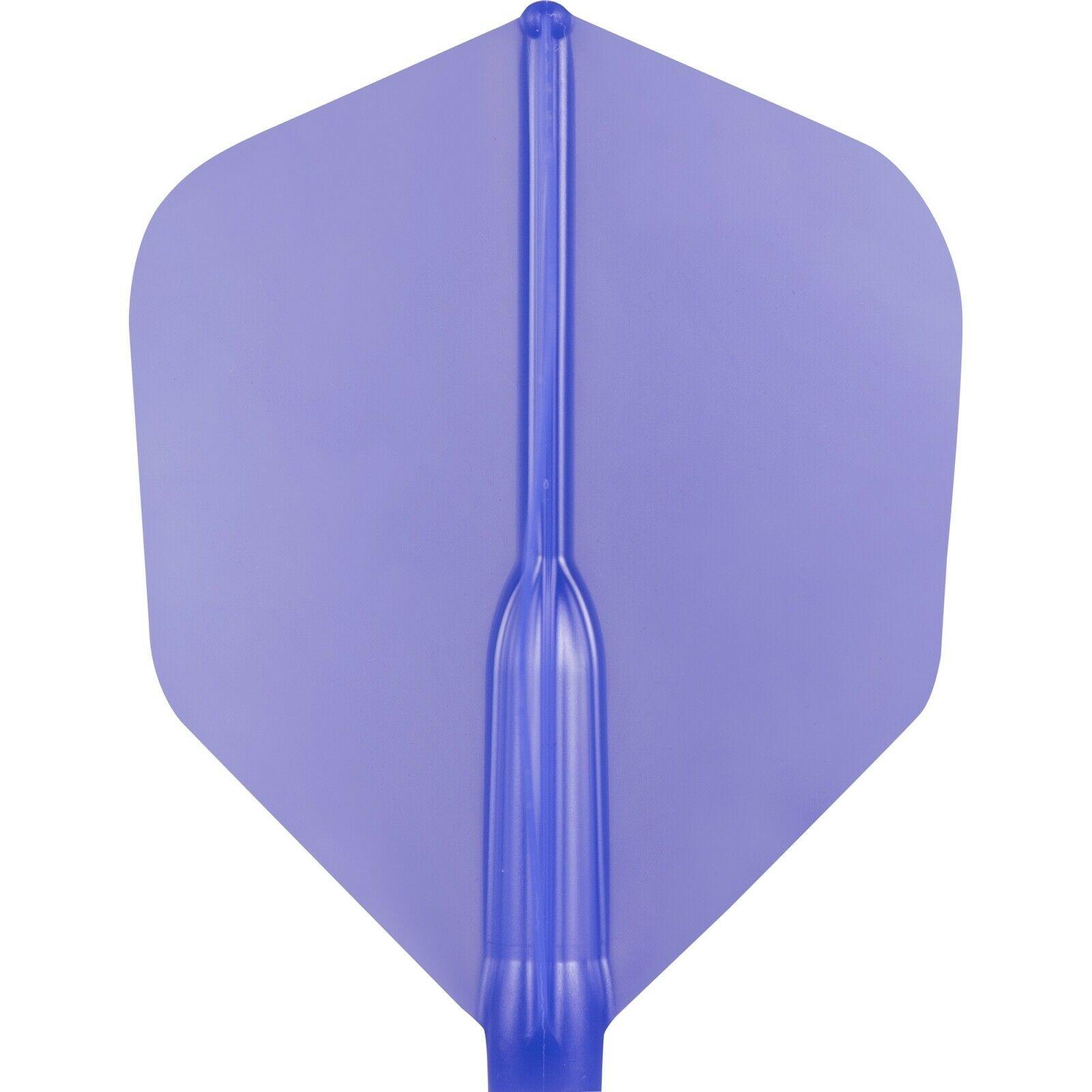 Cosmo Darts - Fit Flight AIR Dark Blue Shape