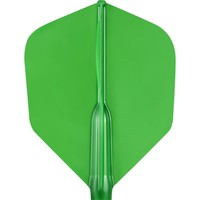 Cosmo Darts Cosmo Darts - Fit Flight AIR Green Shape