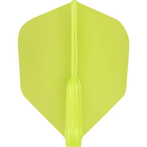 Cosmo Darts Cosmo Darts - Fit Flight AIR Light Green Shape
